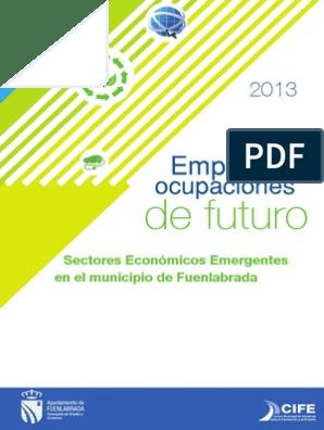 Sectores Emergentes Fuenlabrada Empleos Y Ocupaciones De