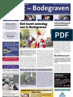 De Krant van Bodegraven, 20 november 2009