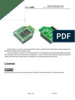 Bluetooth Bee Manual v1.3