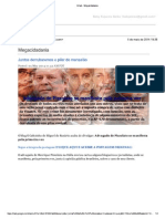 Advogado de Pizzolato Nega Acusações Da Mídia Brasileira