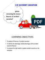 Topic 2 Theory of Accident Causation
