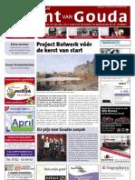 De Krant van Gouda, 20 november 2009