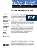 Economic Survey 2007