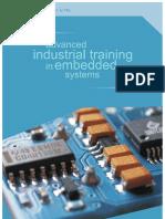 Industrial Training Brochure