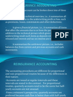 Reinsurance Accounting