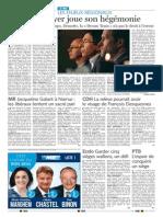 Le Soir - Les Ministrables Cdh - 24.05.14