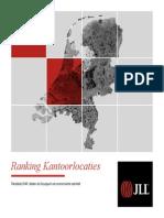 JLL Ranking Kantoorlocaties 2014