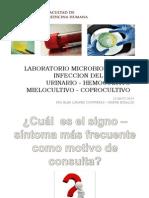 Urocultivo - Hemocultivo - Coprocultivo 12-05-14