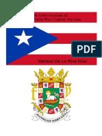 Ubicación de Puerto Rico