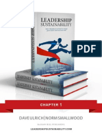 Leadership Sutainability - Ulrich Smallwood