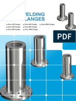 Long WN Flanges