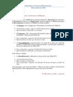 Dieta Dunkan - Resumen