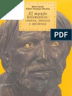 El Mundo Helenistico Cinicos Estoicos y Epicureos Daraki M Romeyer Gilbert
