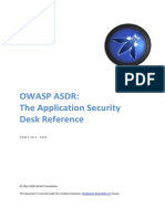 OWASP the Application Security Help Desk