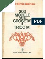 31383547 303 Modele Pentru Crosetat Si Tricotat