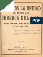 Foch Declaración