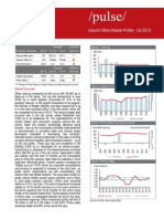 JLL Utrecht Office Market Profile (2013 Q4)