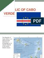 Republic of Cabo Verde