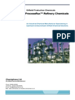 ProcessFlux - Oil Refining Chemical Treatments