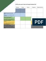Pemetaan Model PBL Pada Materi Usaha Dan Energi Kurikulum 2013