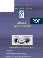 192720307 Leccion 2 Constructabilidad