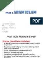 Mataram Islam Print