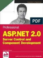 Khosravi - Professional ASP.net 2.0 Server Control and Component Development (Wrox, 2006)