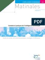 """1ère conférence """"Intelligence économique pour les PME"""""""