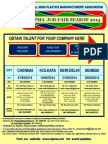 Aipma Job-fair Season 2014 ...E-brochure