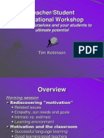 Motivational Workshop