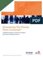 Pivotal Point Consumer Study