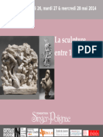 Claire Barbillon - La sculpture dans la peinture, des Romains de la Décadence de Couture à La Danse de Carpeaux