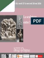 Laure Chabanne - Le métier de sculpteur au féminin