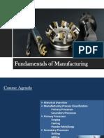 Fundamentals of CAM (1)
