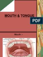 Mouth & Tongue