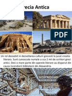 Literatura greaca