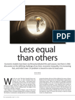 Inequality, Piketty and India