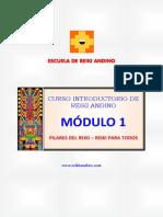 Curso Reiki Andino Modulo 1 - Junio 2014