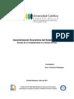 Informe Aspecto Economico Bolivar