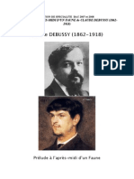 Analyse Prelude AM Faune Debussy