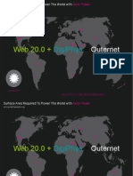 Web 20.0 + DigiPhys = Outernet