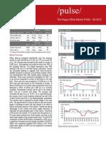 JLL The Hague Office Market Profile (2013 Q4)
