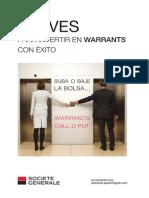 Claves Para Invertir en Warrants Con Exito