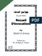 Recueil Des Invocations