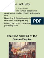 roman empire powerpoint