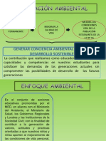 Ppt - Enfoque Ambiental 2014