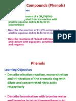 Hydroxy Compounds Phenols