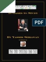15 Games to Study by Yasser Seirwan