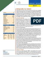 Indraprastha Gas Limited- SWOT Analysis
