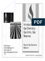 Natural Gas Dynamics - Mod 1